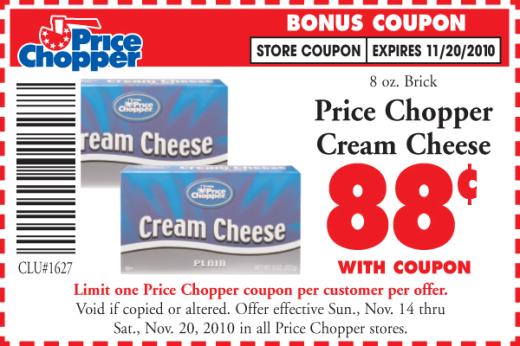 Price chopper facebook coupon printable